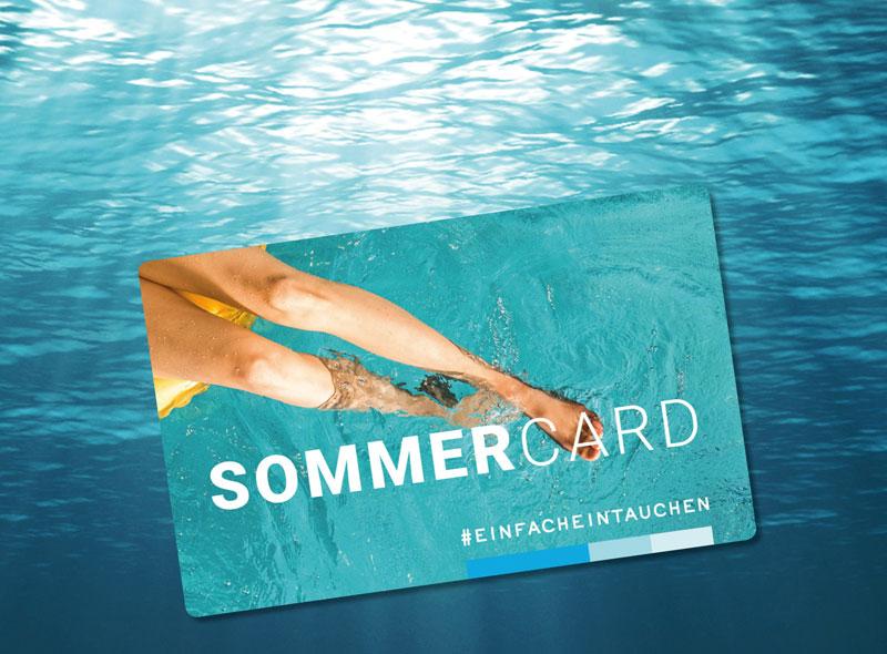 Die Telfer Bad Sommercard