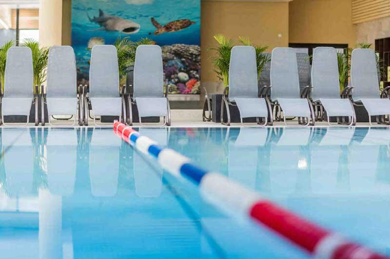 Telferbad Innenschwimmbereich