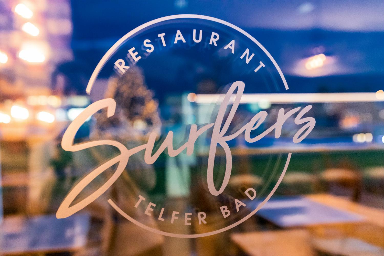 Restaurant Surfers im Telferbad