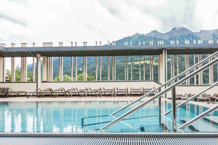 Außenschwimmbereich Telfer Bad