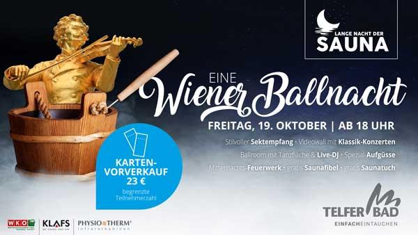 """Plakat für das Event """"Lange Nacht der Sauna"""""""